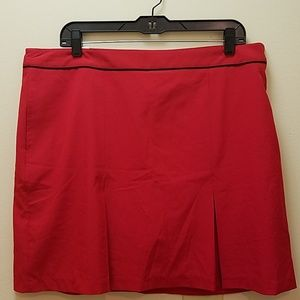 Greg Norman Pleated Skort